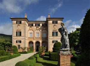 Villa Cetinale facade