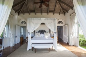 Mustique | Coccoloba: Large Bedroom