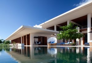 Mustique | Raliesin Architecture: Next to Water