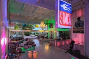 Isla Simca | Living Room