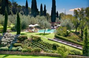 Il Convento dei Cappuccini | Pool and Gardens