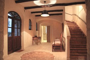 Tenuta di Casanova | Entrance Hall and Staircase