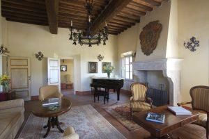 Borgo Finocchieto | Living Room
