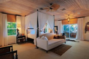 Three Bees at Harbour Island | Villa Bedroom