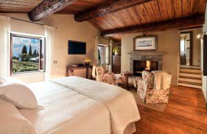Il Convento dei Cappuccini | Master Bedroom