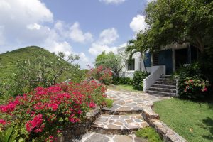 Guana Island | Garden and Stone Accommodations