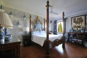 La Civetta | Blue Bedroom