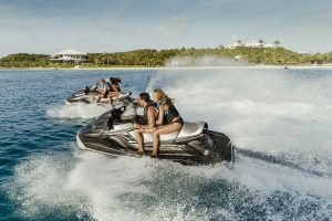 Over Yonder Cay | Jet Skis