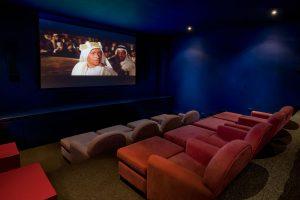 Isla Simca | Private Movie Theatre