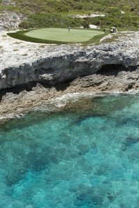 Over Yonder Cay | Nine-hole, par three golf course