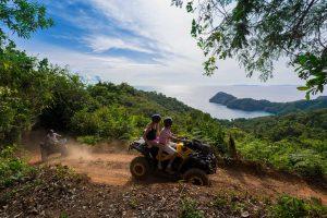 Isla Simca | ATV-riding