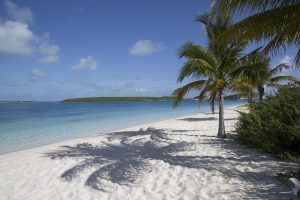 Over Yonder Cay | Private Beach