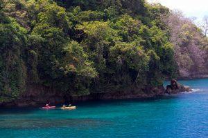 Isla Simca | Kayaking