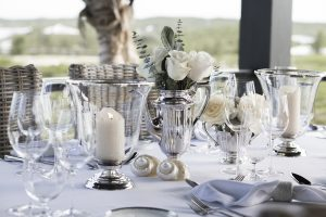 Over Yonder Cay | Elegant Table Setting
