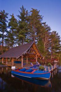 Lake Kora | Docked Boats