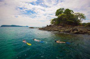 Isla Simca | Snorkeling