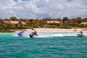 Three Bees at Harbour Island | Jet Skis
