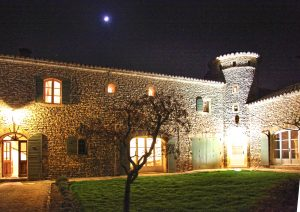 Domaine du Luberon | Tower at Night