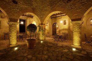 Borgo Finocchieto | Courtyard