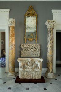 Villa Astor | Roman Columns