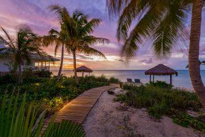 MacDuff's | Sunset View from the Beach
